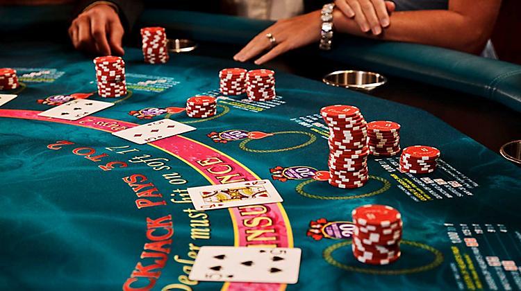 Game bài trực tuyến Blackjack