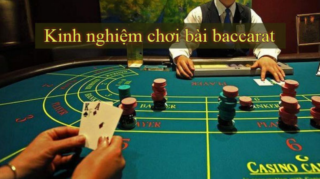 Thủ thuật chơi bài baccarat: Lựa chọn chiến thuật theo nhà cái