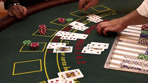 Luật chơi bài truyến Blackjack