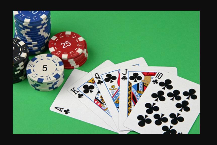 Sảnh rồng được xem như bài hiếm và lớn nhất trong Poker